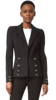 Шерстяной пиджак Mugler
