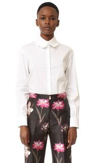 Блуза с длинными рукавами Rochas
