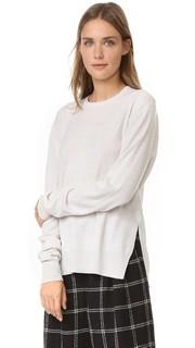 Пуловер Savanna из крепа Tibi