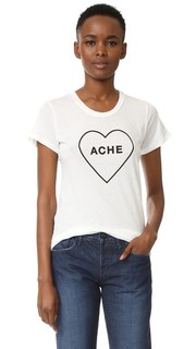 Базовая футболка Heartache Clayton