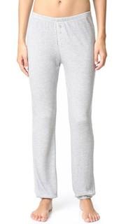 Пижамные брюки с напуском Bailey Eberjey