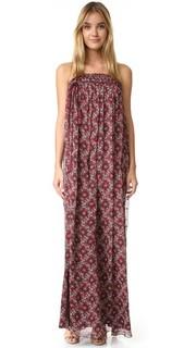 Шелковое платье Sterling Cinq a Sept