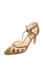 Туфли-лодочки Alexa Bionda Castana
