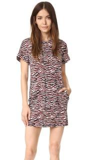 Платье Zebra Vibe Just Cavalli