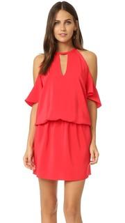 Платье Celia с открытыми плечами Amanda Uprichard