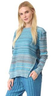 Вязаный свитер Baja East