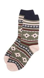 Носки под брюки с рисунком в сельском стиле Madewell