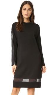 Платье-свитер Aimee с молниями Rag & Bone