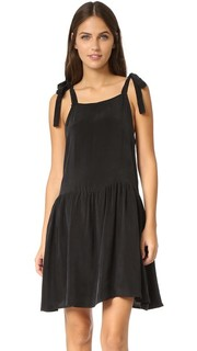 Платье с завязками на плечах Anine Bing