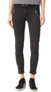 Укороченные байкерские джинсы Jessica Alba No. 4 Instasculpt Dl1961