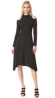 Платье с открытыми плечами Edition10