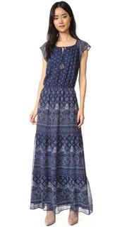 Шелковое платье Manalia Joie