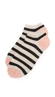 Носки Anklet с полосками Madewell