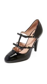 Туфли-лодочки Mary Jane Boutique Moschino