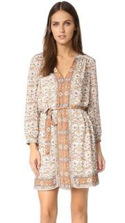 Шелковое платье Teedra Joie