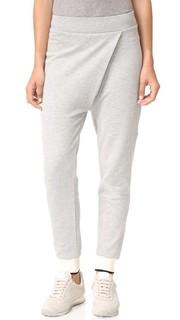 Домашние брюки с драпировкой Rag & Bone
