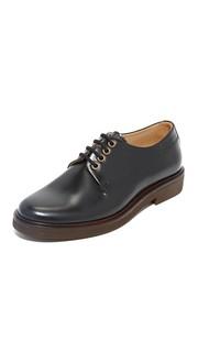 Ботинки на шнурках Eleonore A.P.C.