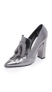 Туфли-лодочки Cade в стиле лоуферов Alice + Olivia