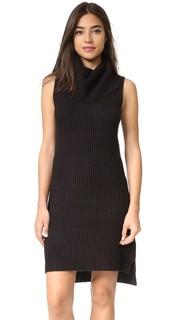 Платье-свитер Brandy с воротником под горло BB Dakota
