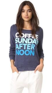 Толстовка Coffee Sunday Chaser