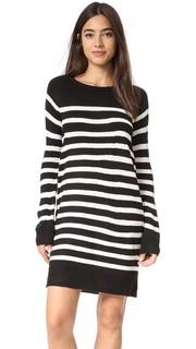 Платье-свитер Grand View в полоску