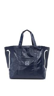 Объемная сумка с короткими ручками Bamfield Polycoat