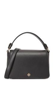 Маленькая сумка-портфель Tory Burch