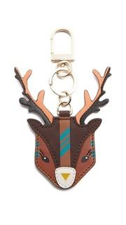 Брелок Ruth The Reindeer в виде оленя Tory Burch