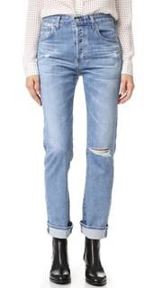 Винтажные прямые джинсы Sloan AG