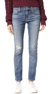 Узкие прямые джинсы Agnes со средней посадкой Citizens of Humanity