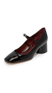 Туфли-лодочки «Мэри Джейн» Nicole Marc Jacobs