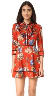 Платье с оборками Re:Named