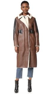 Пальто Fergus из короткой шерсти Acne Studios