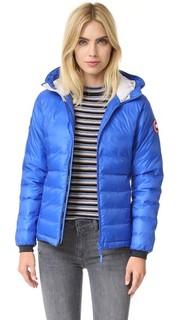 Куртка с капюшоном PBI Camp Canada Goose