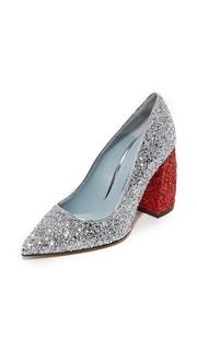 Туфли-лодочки со звездами Chiara Ferragni