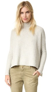 Arctic Fox Zip Back Sweater Free People