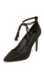 Angelynn Ankle Wrap Pumps Joie