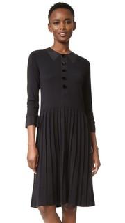 Платье-свитер с иллюзорным эффектом Marc Jacobs