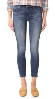 Укороченные джинсы-скинни Looker Mother