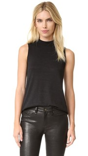 Hudson Mock Neck Top Rag & Bone/Jean