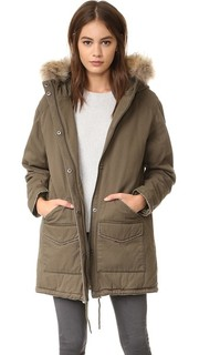 Cotton Parka The Kooples