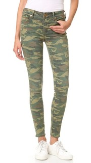 Halle Mid Rise Super Skinny Jeans True Religion
