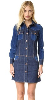 Denim Shirtdress See by Chloe