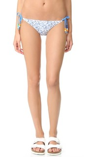 Iconic Prints Tie Side Bikini Bottoms Stella Mc Cartney