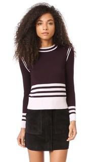 Спортивный свитер в полоску Chinti and Parker