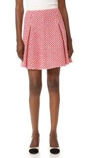 Tweed Miniskirt Giambattista Valli