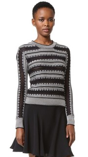 Long Sleeve Crew Neck Sweater Maiyet