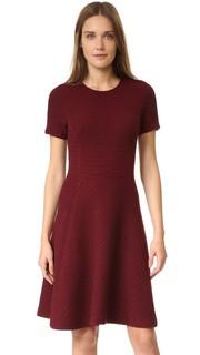 Отстроченное платье Lela Rose