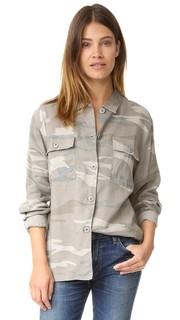 Камуфляжная рубашка с пуговицами Everett Rails