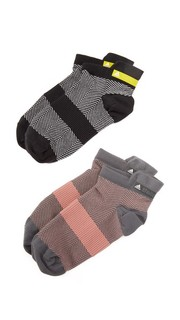 Носки с рисунком «в елочку» Adidas by Stella Mc Cartney